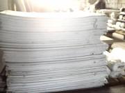Асбестовый картон в листах КАОН
